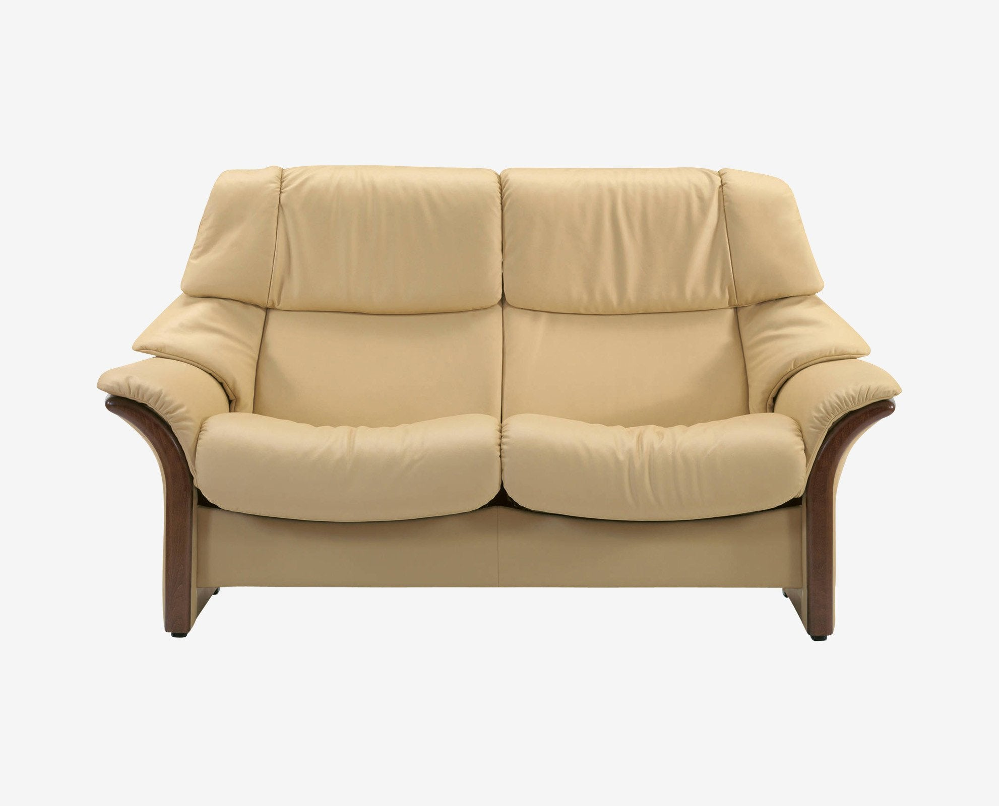 Stressless Eldorado High Back Loveseat High Back Loveseat E76