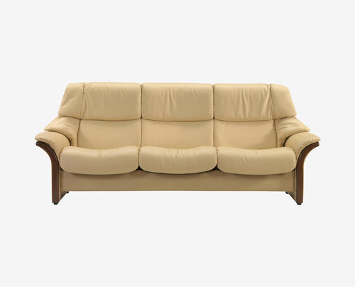 Stressless® Eldorado High Back Sofa - Scandinavian Designs