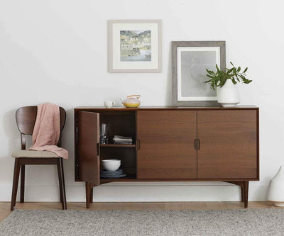 Juneau Sideboard WALNUT - Scandinavian Designs