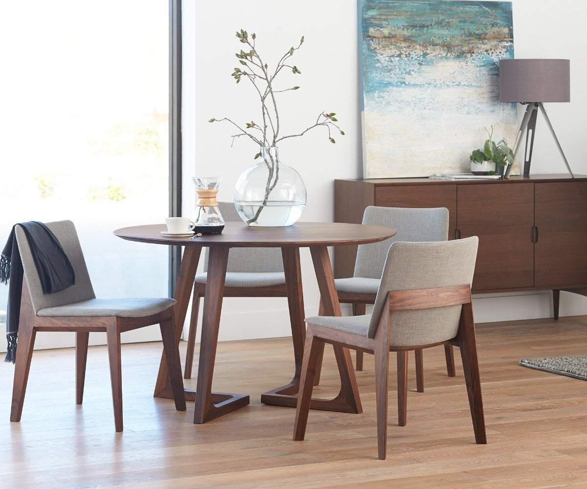 Cress Dining Table Round Scandinavian Designs