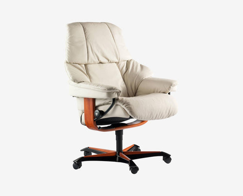 Stressless® Reno Office Chair - Scandinavian Designs