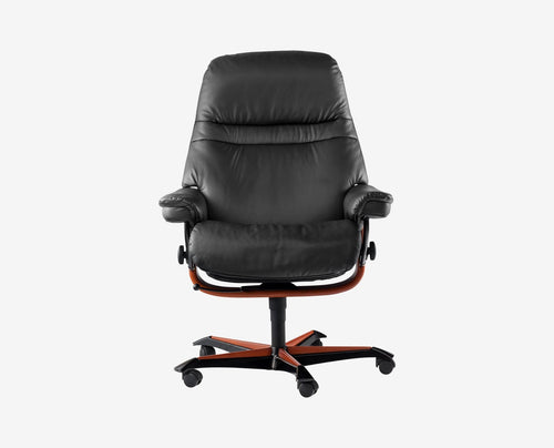Stressless® Sunrise Office Chair - Scandinavian Designs