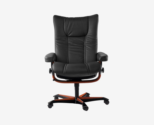 Stressless® Wing Office Chair - Scandinavian Designs