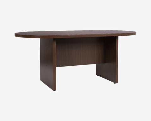 Classic modern Scandinavian style conference desk