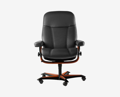 Stressless® Consul Office Chair - Scandinavian Designs