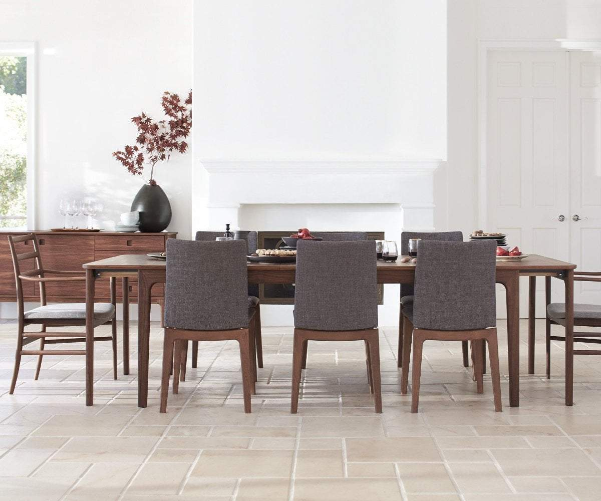 Sundby Dining Chair OILED WALNUT - Scandinavian Designs