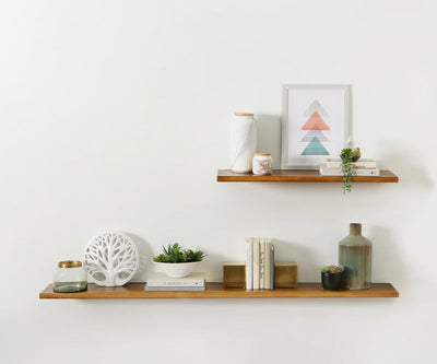 "Hasse 71"" Shelf Hasse Timber Brown - Scandinavian Designs"