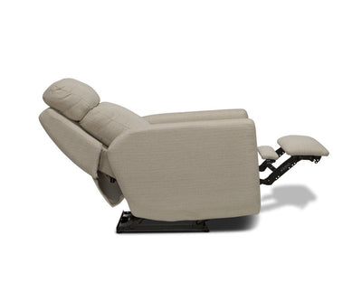 Verona Power Recliner Dover Muslin - Scandinavian Designs