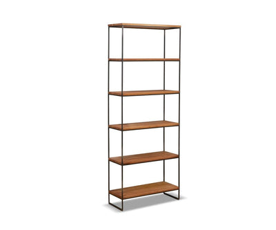 Leende Bookcase Oiled Honey - Scandinavian Designs