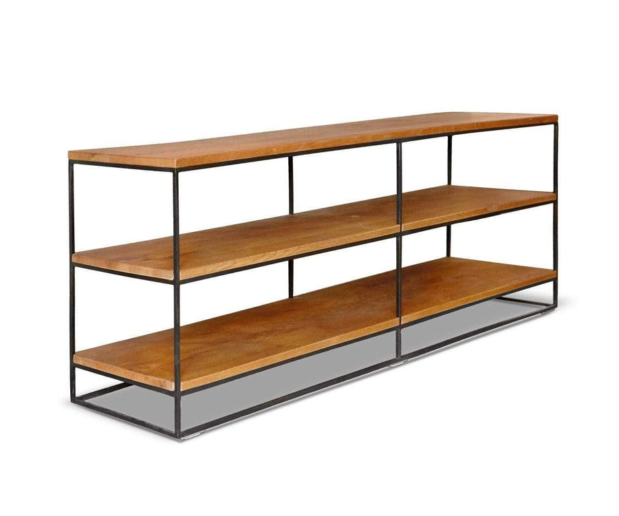 Leende Low Bookcase