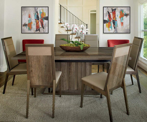 Akana Extension Dining Table - Scandinavian Designs