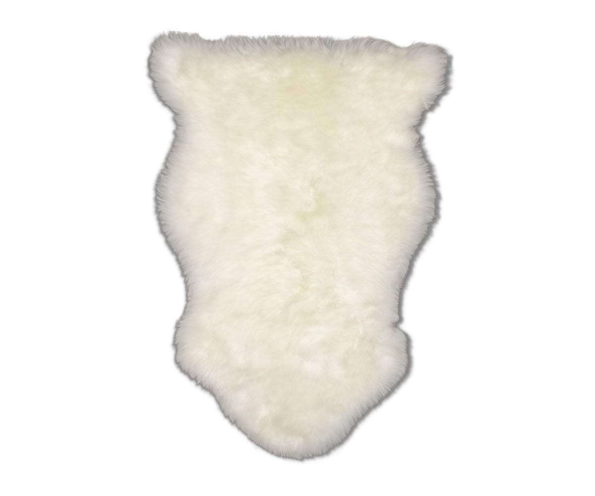 Sheepskin Throw - Ivory Sheepskin Ivory - Scandinavian Designs