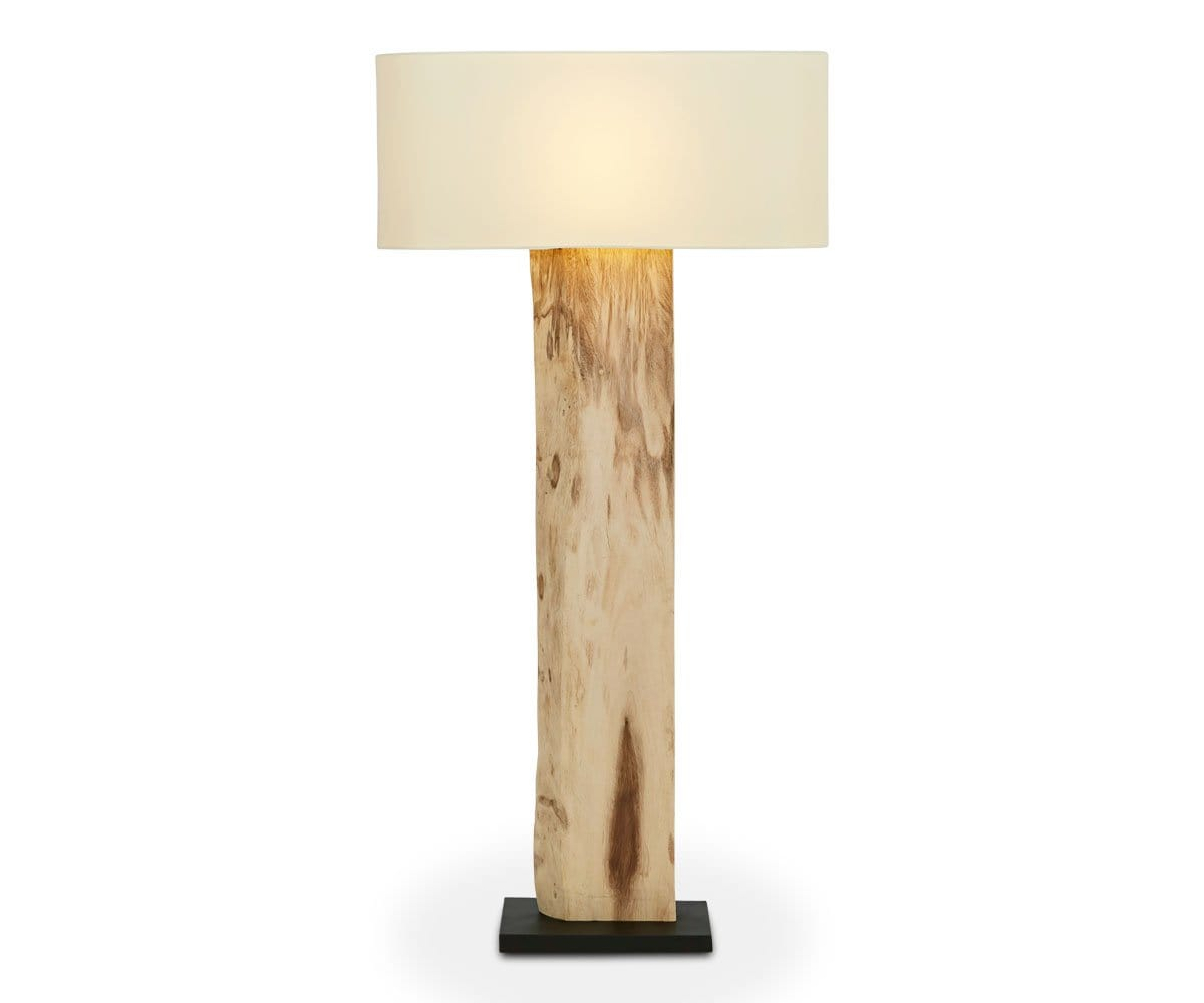 Birger Wood Floor Lamp - Scandinavian Designs