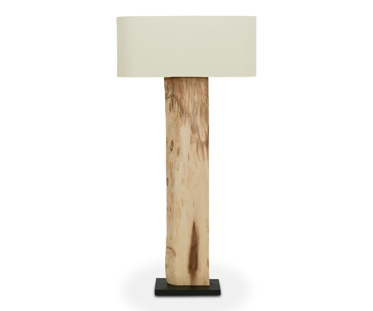 Birger Wood Floor Lamp