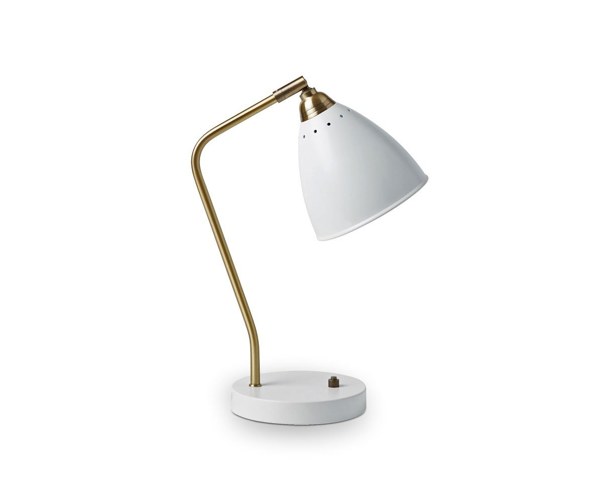 Sverre Desk Lamp - White