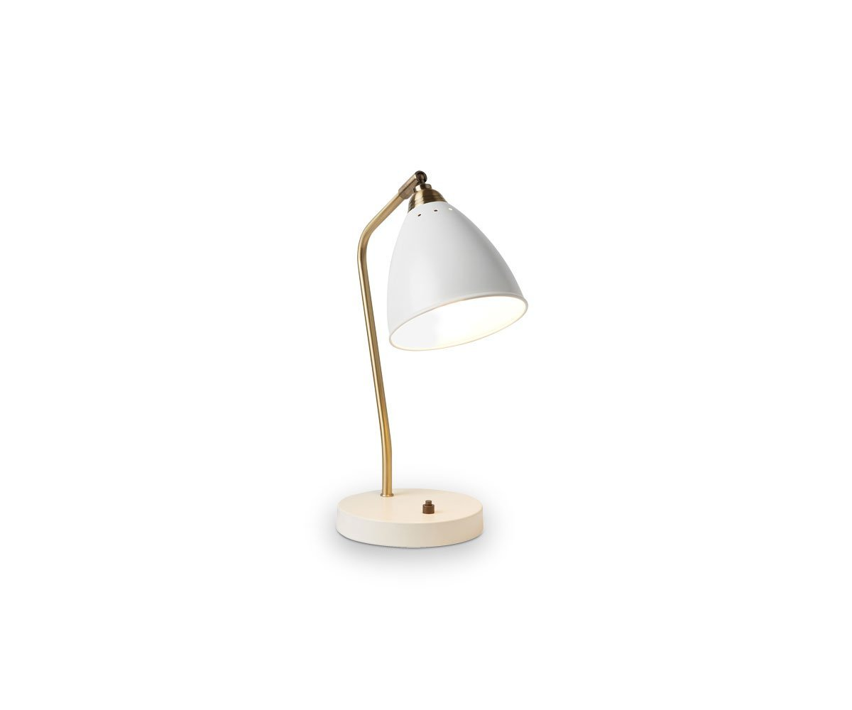 Sverre Desk Lamp - White - Scandinavian Designs