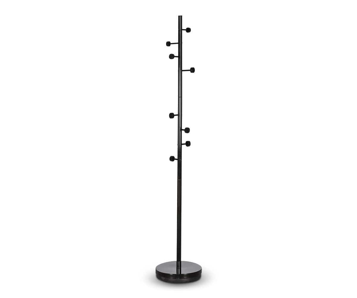 Maurizio Coat Rack BLACK - Scandinavian Designs