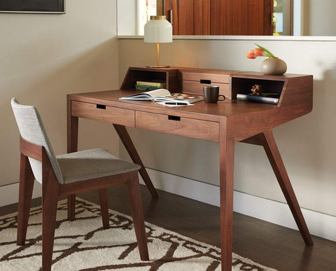 Abroma Desk - Scandinavian Designs