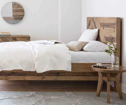 Asunto Storage Bed - Scandinavian Designs