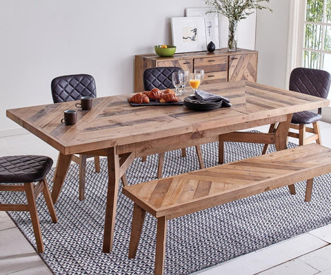Asunto Dining Bench - Scandinavian Designs