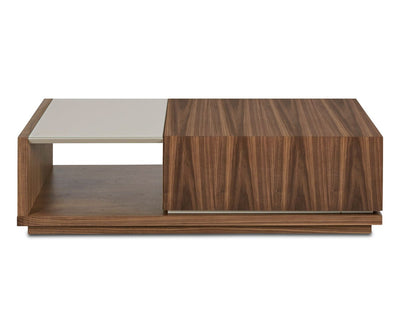 Noah Coffee Table walnut - Scandinavian Designs