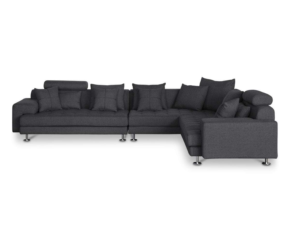 Cepella Left Seated Sectional - Scandinavian Designs