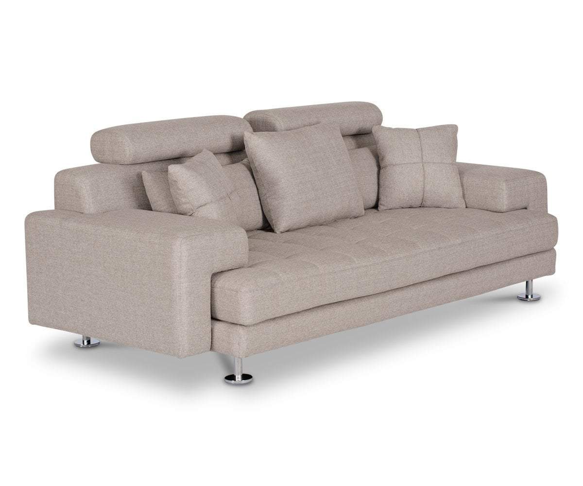Cepella Sofa LIGHT BROWN DORMA-41 - Scandinavian Designs