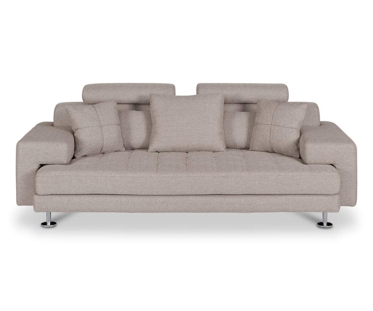 Beau Modern Tufted Sofa