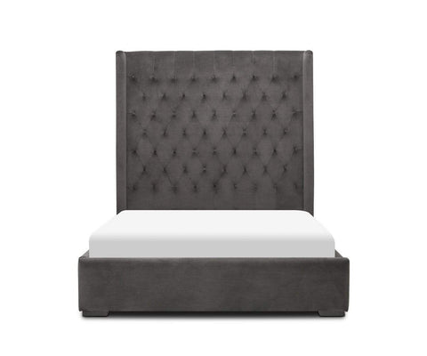 Bidwell Upholstered Bed - Scandinavian Designs