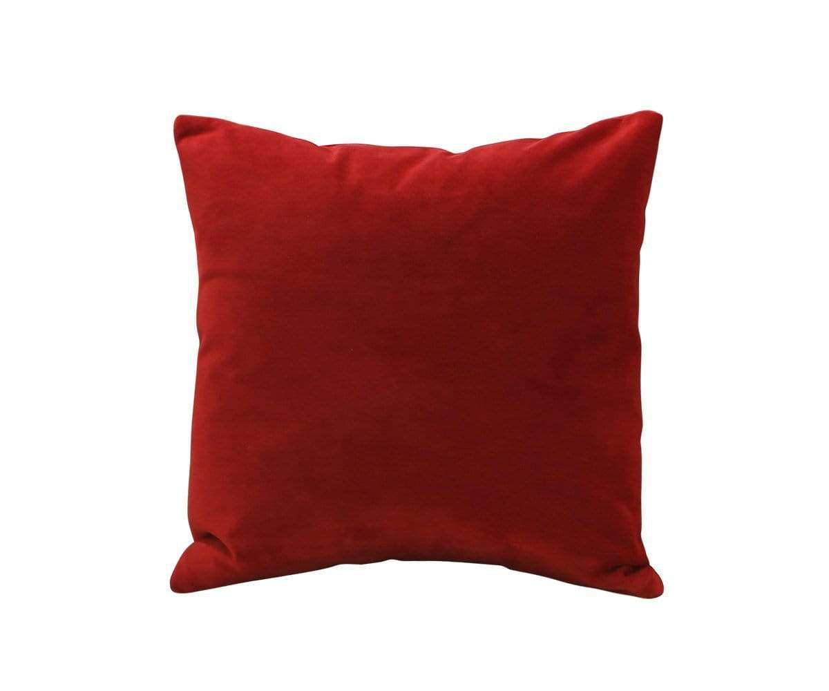 Joei Throw Pillow - Red