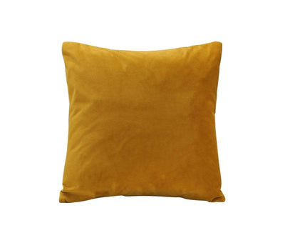 "Joei Throw Pillow - Mustard Mustard / 18"" x 18"" - Scandinavian Designs"