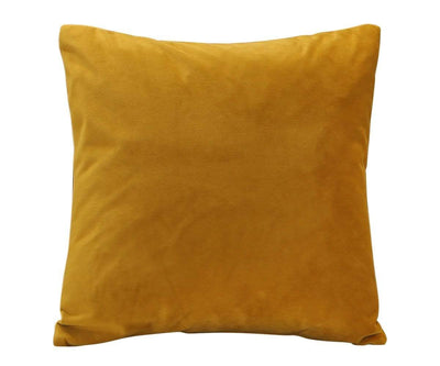 "Joei Throw Pillow - Mustard Mustard / 22"" x 22"" - Scandinavian Designs"