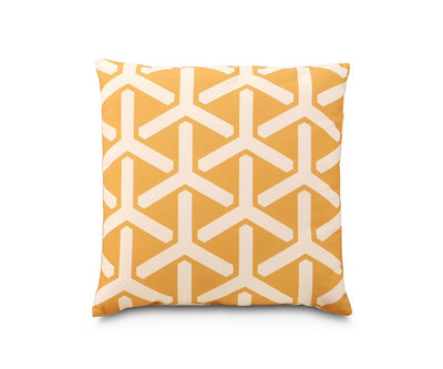 Gardar Outdoor Pillow Yellow - Scandinavian Designs