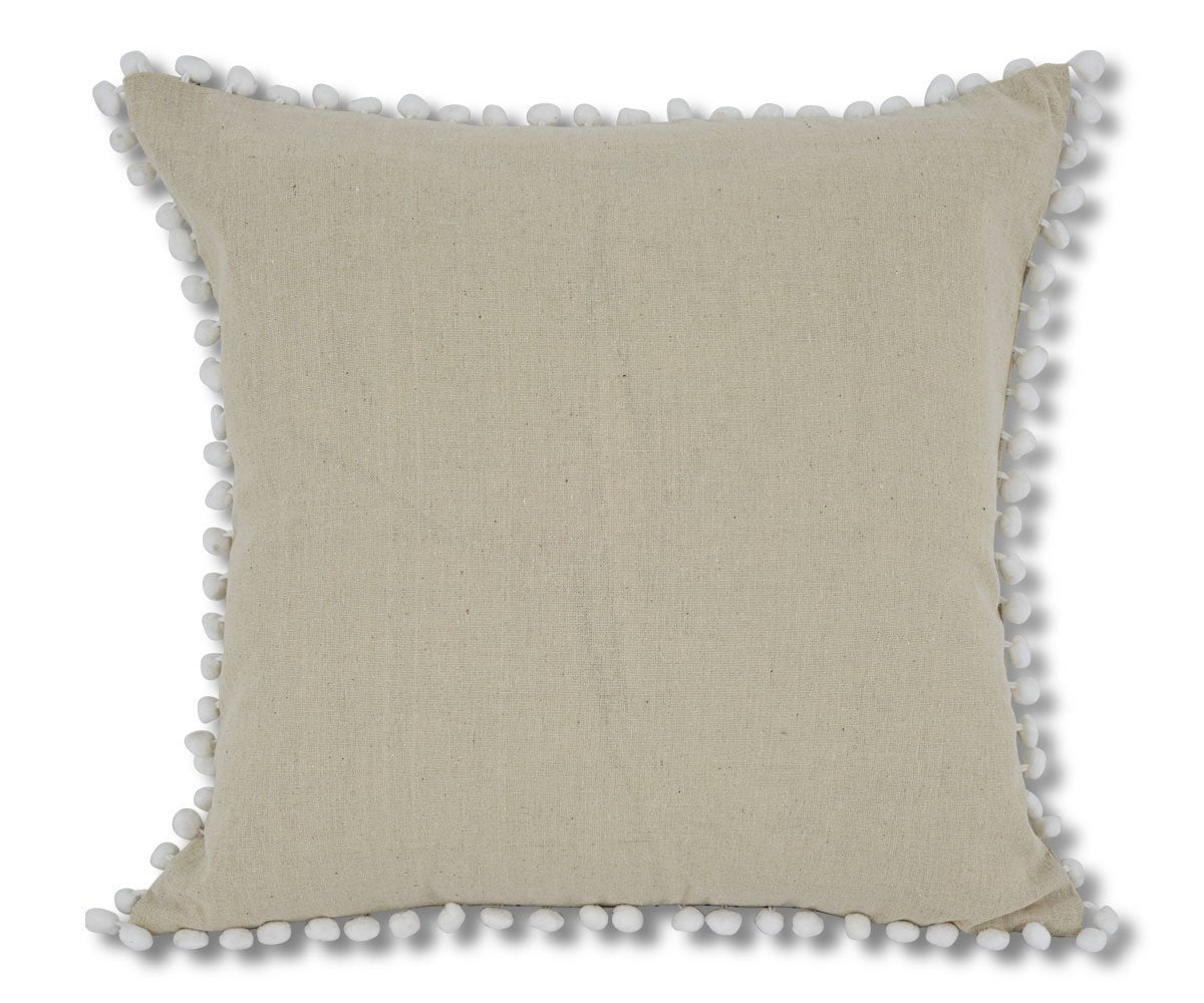 Modern casual chic pillow