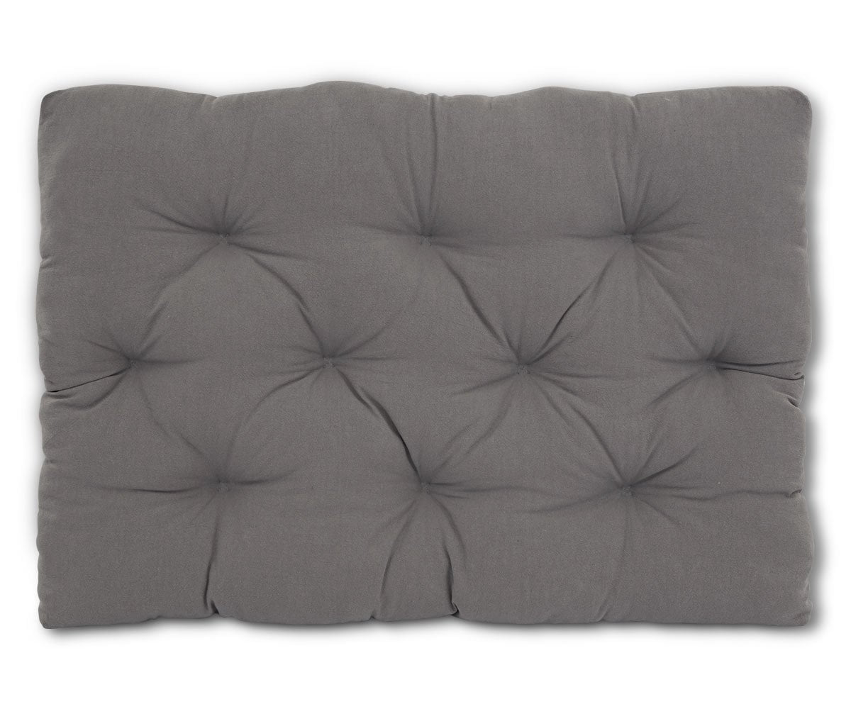 Dovina Floor Pillow - Grey Grey - Scandinavian Designs
