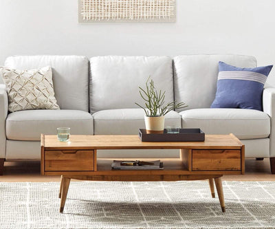 Bolig Coffee Table NATURAL DRIFTWOOD - Scandinavian Designs