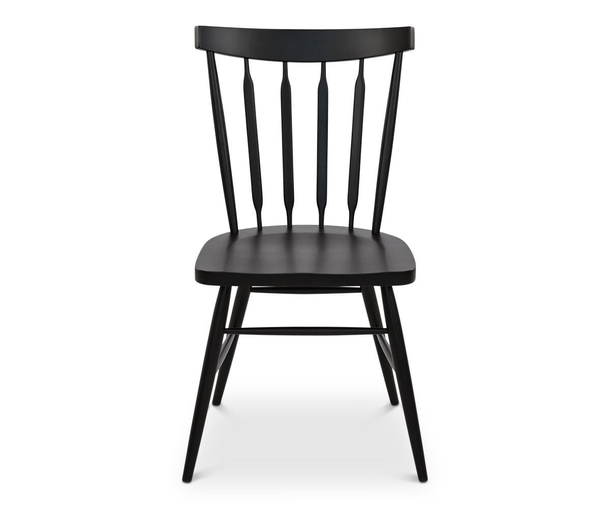 Paige Dining Chair - Black