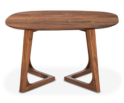 Cress End Table WALNUT - Scandinavian Designs