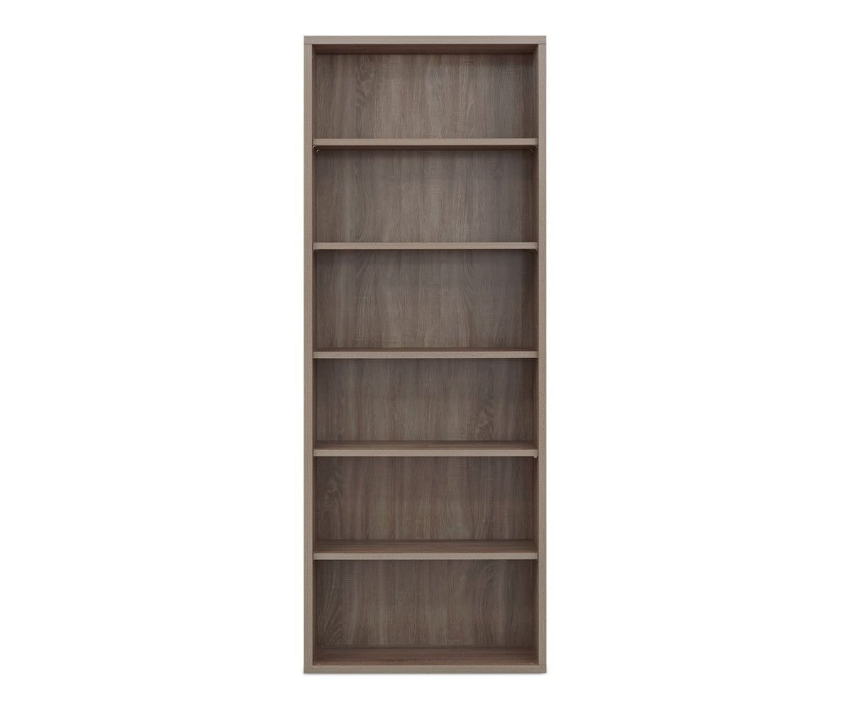 Gammel High Bookcase TRUFFLE OAK - Scandinavian Designs
