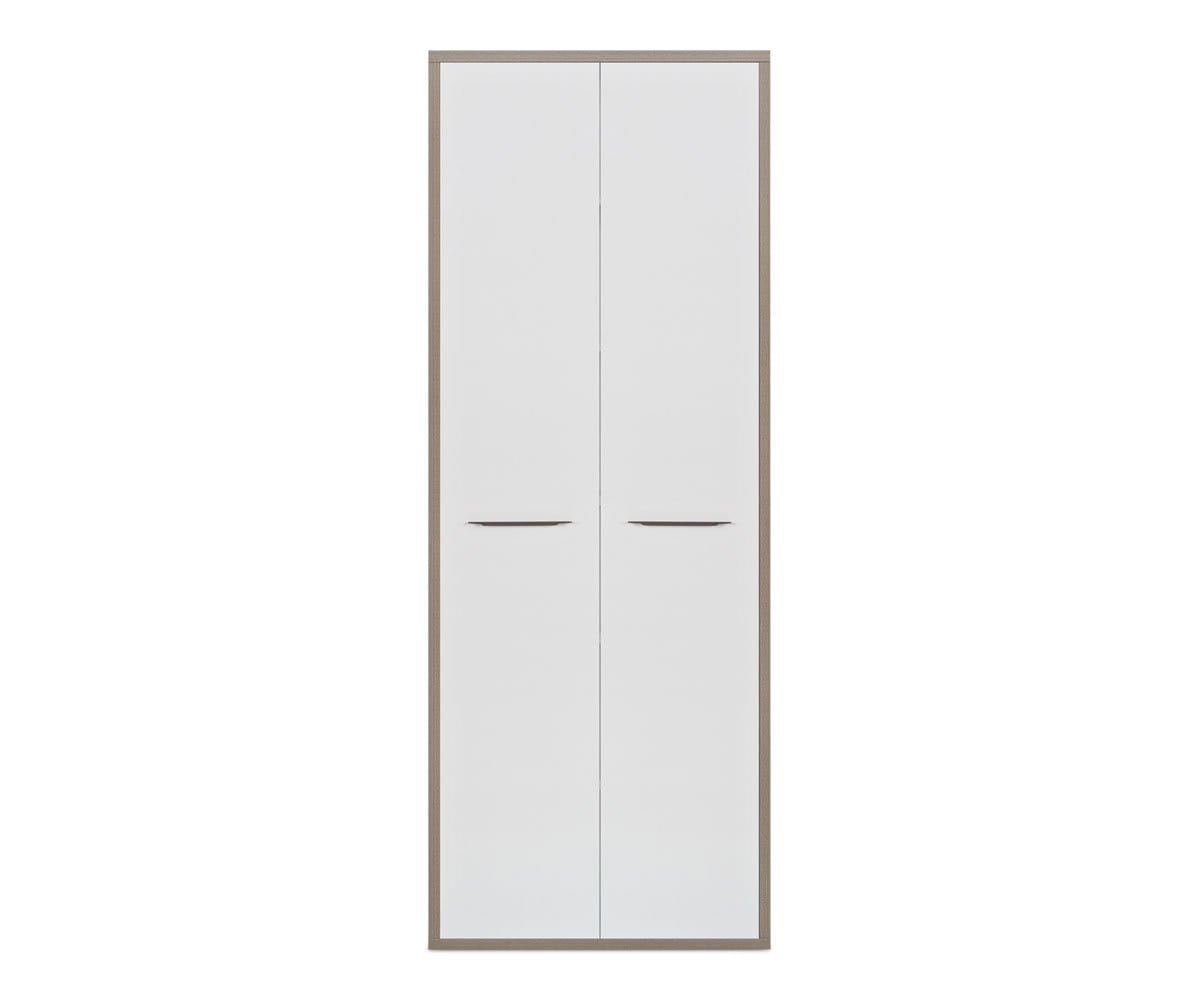 Gammel High Bookcase with Doors