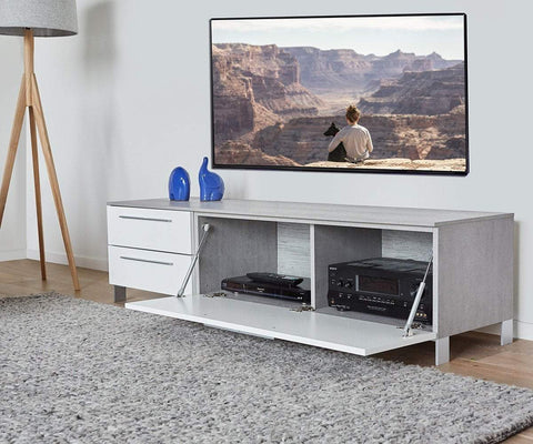 "Danne 65"" Media Unit - Scandinavian Designs"