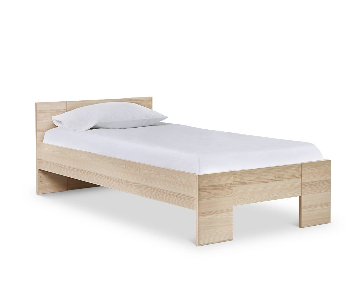 Hayden Twin Bed ASH - Scandinavian Designs