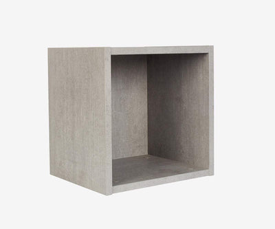Danne Wall Cubes Cement - Scandinavian Designs