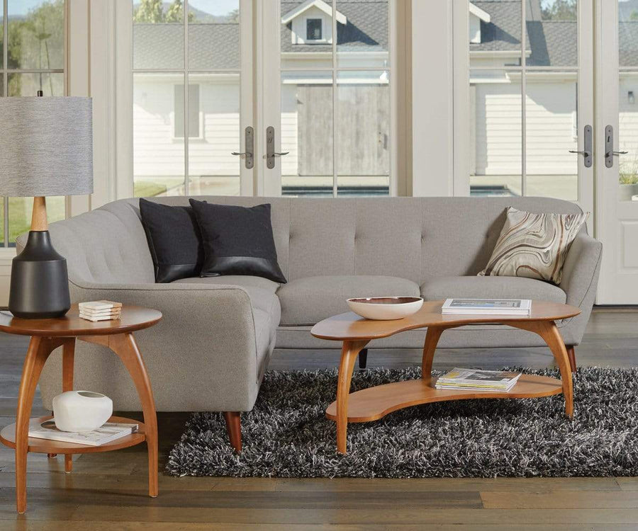 Tibro End Table Round