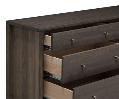 Calvin Double Dresser Bark - Scandinavian Designs