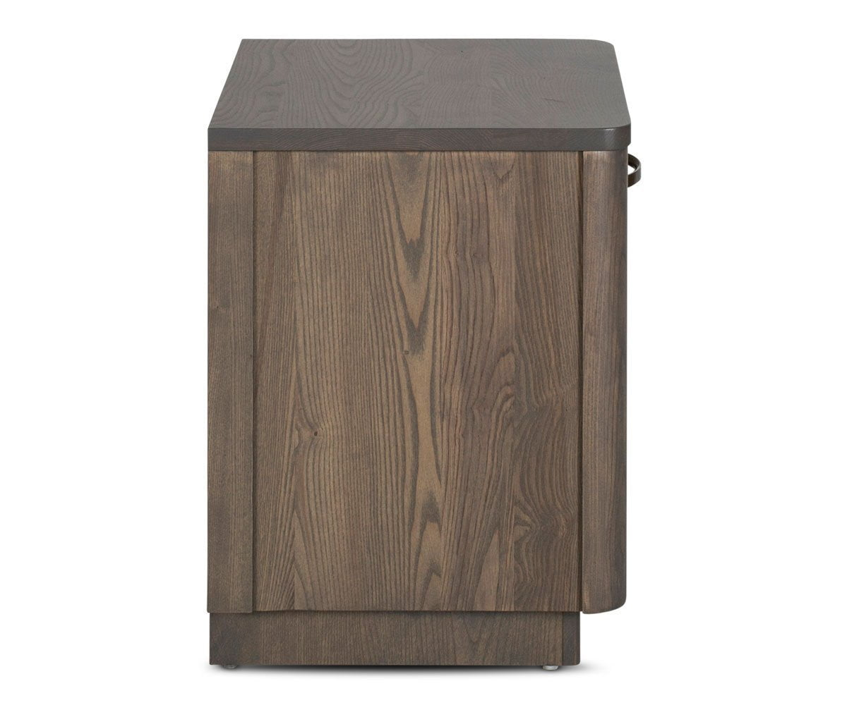 Nordby Nightstand - Scandinavian Designs