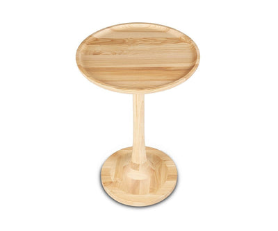Dalen Accent Table Natural Ash - Scandinavian Designs