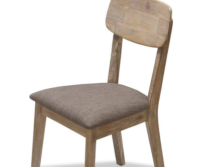 Eckler Dining Chair Havana Grey - Scandinavian Designs