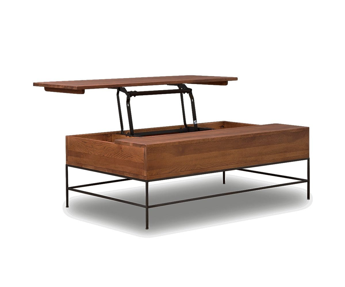 Leende Lift Top Storage Coffee Table Scandinavian Designs
