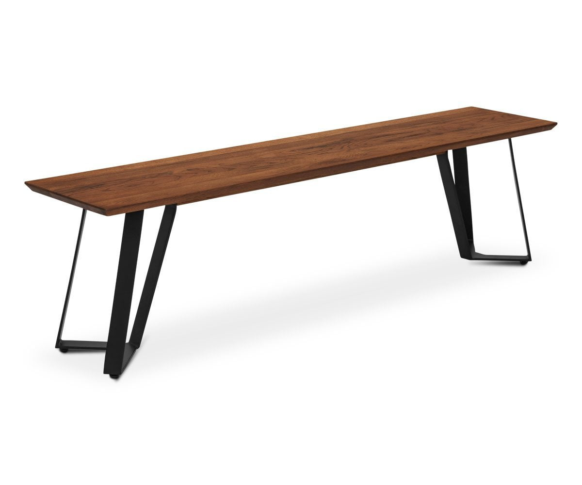 "Kelner 71"" Dining Bench Oiled Honey - Scandinavian Designs"